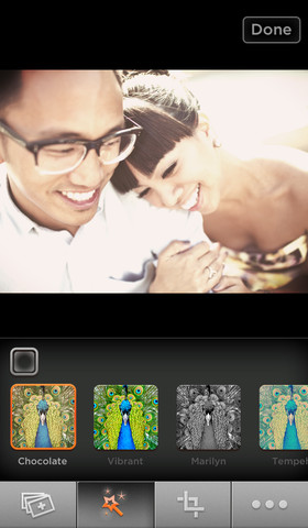 Shutterfly For iPhone Gets Pretty Fly With Brand New Filters