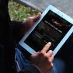 Behold The Omnibar And Marvel At The Touch Glow In Skyfire Web Browser For iPad