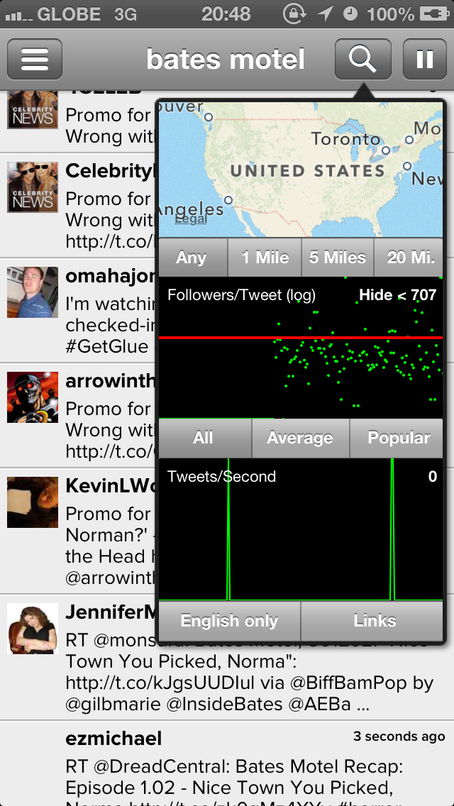 Keep Track Of Your Favorite Topics On Twitter In Real Time With StreamBoard 5.0