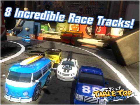 Hop Into The Bunnymobile In Table Top Racing's Easter-Themed Update
