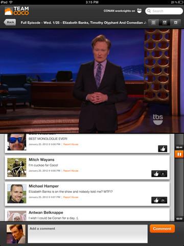 Conan O'Brien Presents: Team Coco Finally Goes Universal