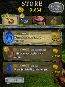 Temple Run: Brave Gets Redesigned Store And Facebook Integration