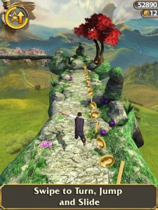 Travel On The Yellow Brick Road And Fly In A Hot-Air Balloon In Temple Run: Oz