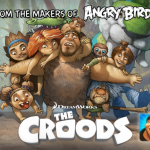 Rovio Releases First Gameplay Trailer For New iOS Game Based On 'The Croods'