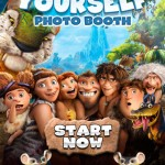 Crood-ify Yourself With This Photo Booth App Featuring DreamWorks' 'The Croods'