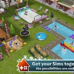 You'll Be Livin' Large Thanks To The Sims FreePlay's New Update