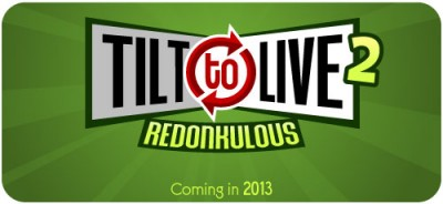 AppAdvice Game Of The Year Awardee Tilt To Live Set To Get 'Redonkulous' Sequel