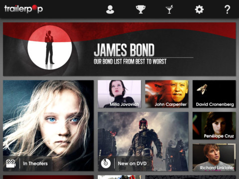 Trailerpop: Movie Trailers And Trivia Have Never Been This Fun