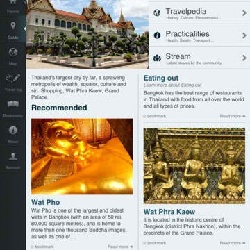 Take A Trip Around The World With Triposo, Now With Yelp Integration And More Features