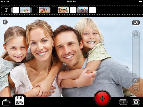 Vizzywig Video Camera Updated With Ken Burns Effects And Other Features