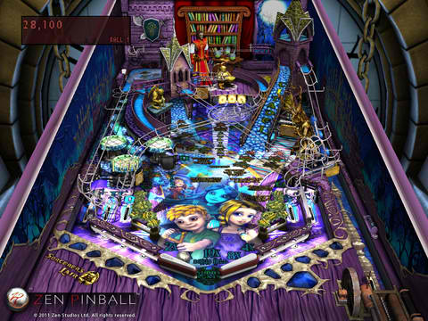 Zen Pinball Gets New 'Marvelous' Tables Plus Long-Overdue iPhone 5 Support