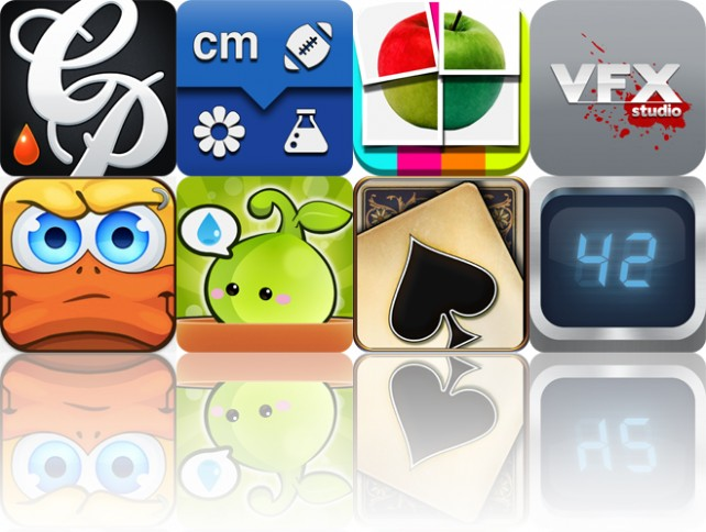 Today's Apps Gone Free: Collage Painter, Convertible, Photo Slice And More