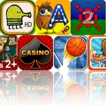 Today's Apps Gone Free: Walkathon, Doodle Jump HD, Montessori Worksheets And More