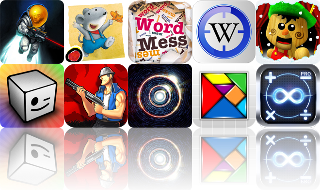 Today's Apps Gone Free: Capsized, Miko - Where Is Mimiki, Word Mess And More