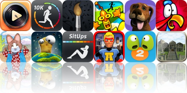 Today's Apps Gone Free: Turnplay, 10K Pro, SoundBrush And More