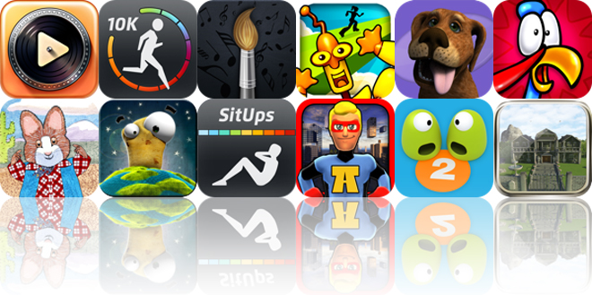 Today S Apps Gone Free Turnplay 10k Pro Soundbrush And More