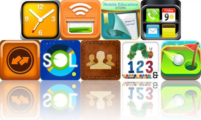 Today's Apps Gone Free: Sleep Time, Image Transfer Plus, Speech Journal And More