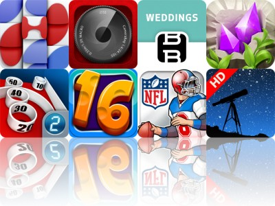 Today's Apps Gone Free: Polymer, CameraBag 2 HD, Make Your Wedding And More