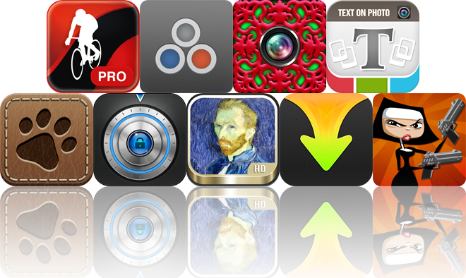 Today's Apps Gone Free: Road Bike Pro Cycling Computer, Jift Pro, PicTok And More