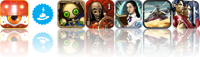 Today's Apps Gone Free: Robotanika, Sullivan's List, Band Together And More