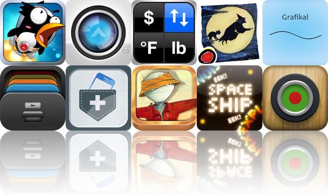 Today's Apps Gone Free: Captain Antarctica, Carrot, Convert Any Unit And More