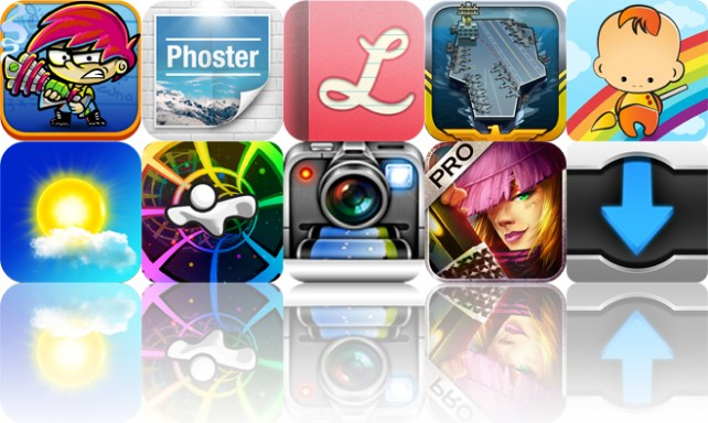 Today's Apps Gone Free: Scribble Hero, Phoster, Listary And More