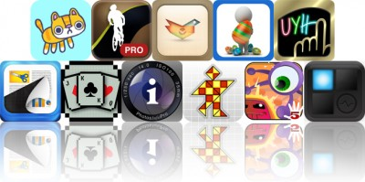 Today's Apps Gone Free: Hackycat, Mountain Bike Cycling Computer, Envelope HD And More