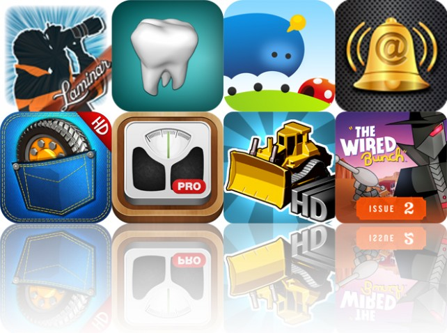 Today's Apps Gone Free: Laminar, KidsDental, Loopseque Kids And More