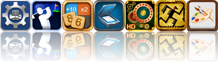 Today's Apps Gone Free: Print Utility, Super Stickman Golf, Numbler And More