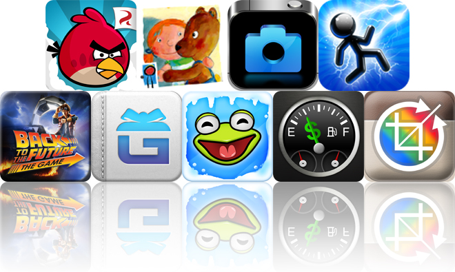 Today's Apps Gone Free: Angry Birds, Teddy's Day, Blux Camera Pro And More