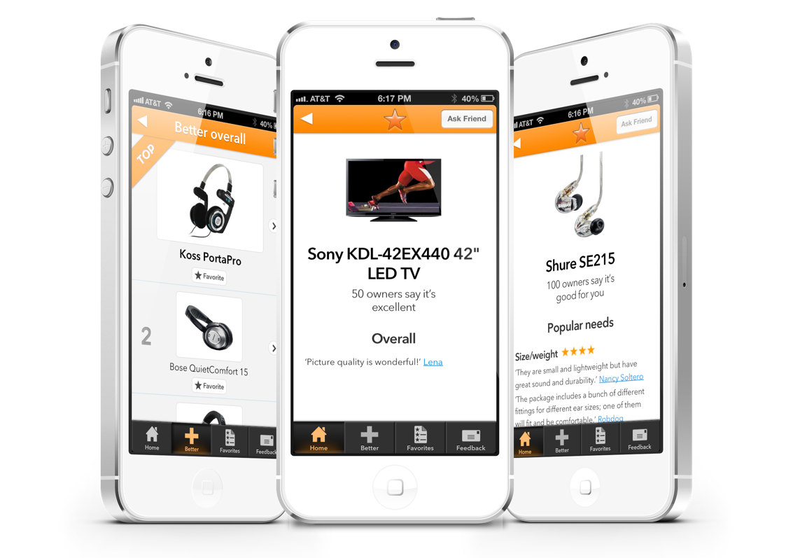 Arro For iPhone Makes Upcoming Buying Decisions Much More Personal