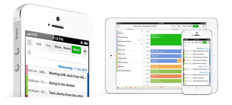 The Free Calendars By Readdle App Launches For The iPhone And iPad