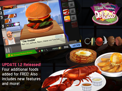Whip Up Tasty New Meals With This Cook, Serve, Delicious Update