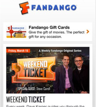 Fandango Update Adds Improved Passbook Ticketing And A New Spotlight Section