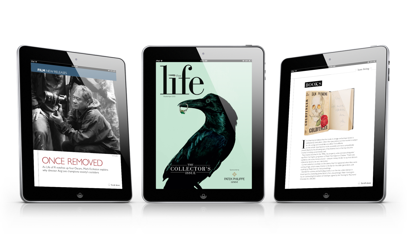 You Don't Have To Be A Big Spender To Experience British Airways' First Life Magazine