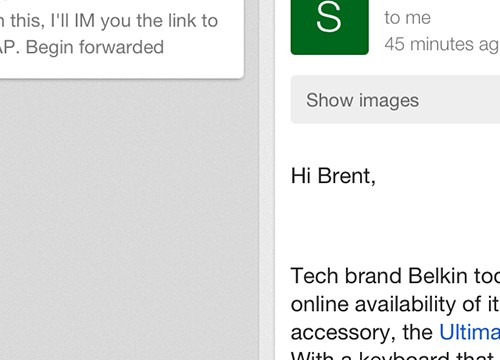 Gmail Update Highlighted By Edit Mode For Multiple Messages