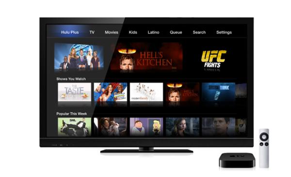 Apple TV Software Update Brings Security Fixes, Redesigned Hulu App