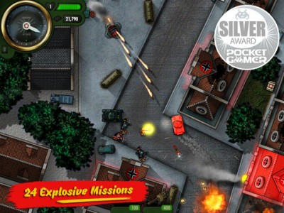 Bomb Your Way Through More Explosive Content In iBomber Attack