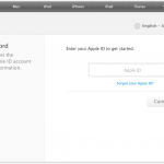 Apple Promptly Fixes Password Security Issue, iForgot Page Now Back Online