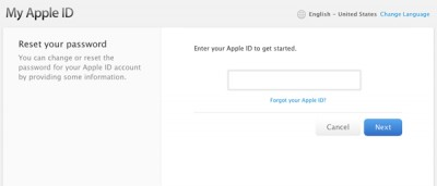 Armed With Only A Date Of Birth And Email Address, Your Apple Password Can Be Reset