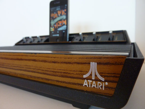 Atari 2600 Now Available As An iPhone Speaker Dock And Charger