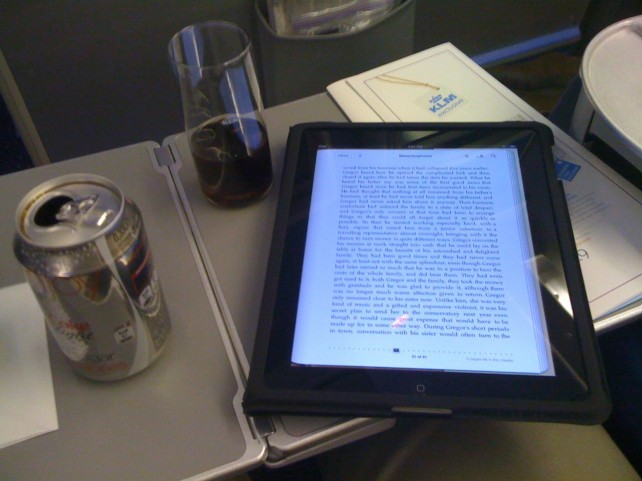 FAA Inching Closer To Allowing iPads, But Not iPhones, During Takeoff And Landing