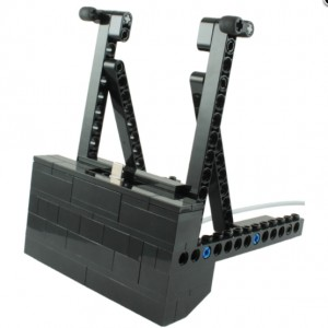 The Daily Brick Expands Its Line Of LEGO Docks With An iPad Version