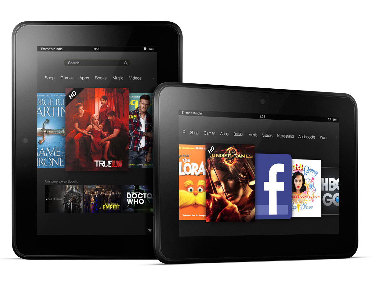Amazon's Kindle Phone Could Launch Later This Year