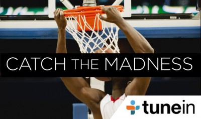 TuneIn Radio Readies Full Coverage Of March Madness 2013