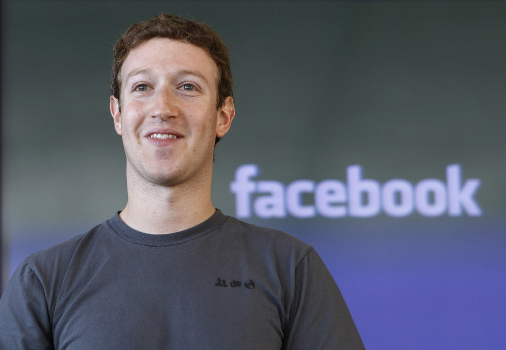The Best CEO Of The Year Is Facebook's Mark Zuckerberg