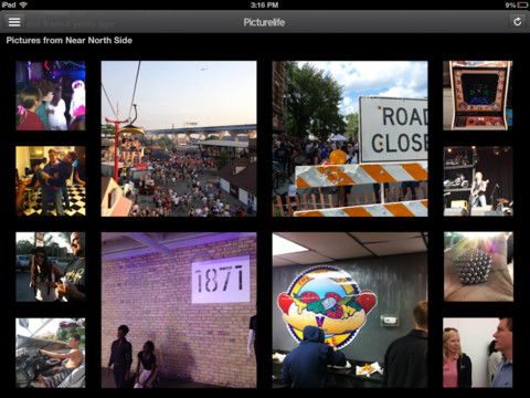Picturelife for iPad