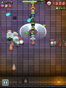 Snake And RPG Combine To Form Quite An Adventure In Nimble Quest
