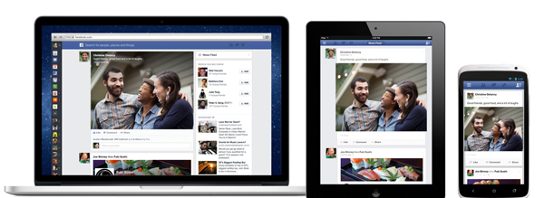 Updated Facebook News Feed Will Be Coming To The iOS App Soon