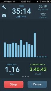 Weight Conscious Night Runners Will Definitely Enjoy The Updated RunKeeper